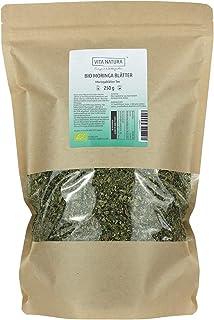 Vita Natura Moringa-Blätter-Tee Bio, 1er Pack 1 x 250 g