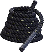 Zware Jump Rope Skipping Touw Workout Battle Ropes voor Mannen Vrouwen Totaal Body Workouts Power Training Strength Buildi...