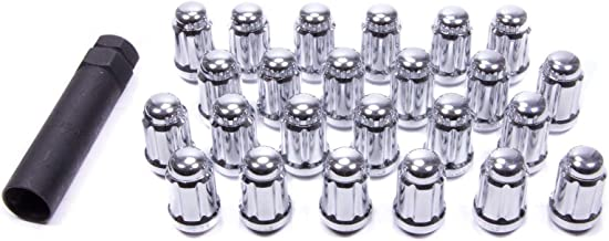 Gorilla Automotive 21134HT Acorn Style Lug Nut – 12-Millimeter by 1.50 Thread Size – Pack of 24