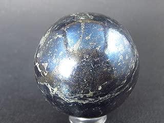 Covelite Covellite Ball Sphere From Peru - 1.6
