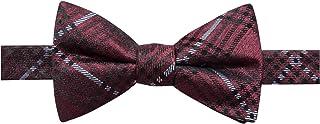 Grey Ryan Seacrest Distinction Piano Pine Bow Tie OS
