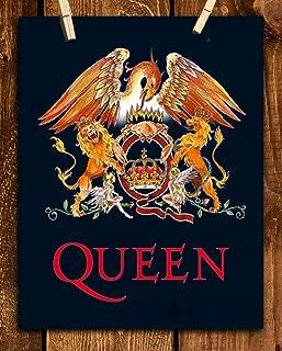 Best vintage queen poster Reviews