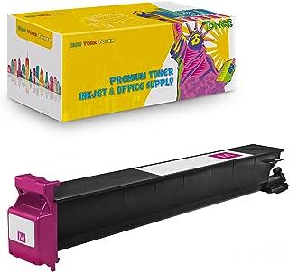 New York TonerTM New Compatible 1 Pack TN213M TN214M TN314M High Yield Toner for Konica-Minolta : BizHub C200 | C203 | C253 | C353. --Magenta