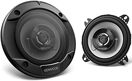 $32 » Kenwood KFC-1066S 220 Watt 4-Inch 2-Way Coaxial Flush Mount Speakers - Pair