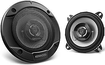 $32 » Kenwood KFC-1066S 220 Watt 4-Inch 2-Way Coaxial Flush Mount Speakers - Pair