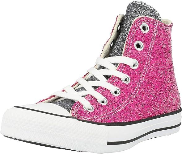 Converse Women's Chuck Taylor All Star Chunky Glitter High Top Sneaker