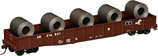 ho scale steel coil cars
