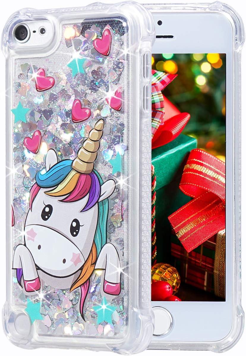 Flocute iPod Touch Deluxe 5 6 7 Case Uni Portland Mall Glitter