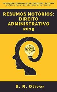 Resumos Notórios: Direito Administrativo 2019 (Portuguese Edition)