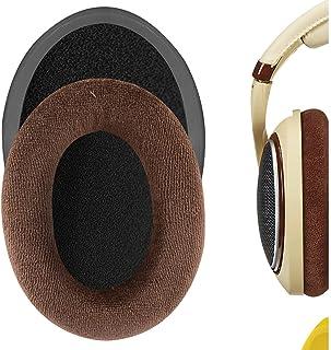 Geekria Comfort Velour Vervanging Oorkussens voor Sennheiser HD598, HD598SE, HD598CS Hoofdtelefoon Oordoppen, Headset Oork...