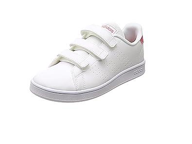 adidas Advantage C, Zapatillas de Tenis Unisex niños