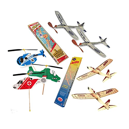 Rubber Band Airplanes Amazon Com