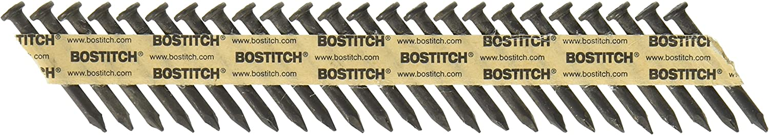 BOSTITCH Ultra-Cheap Deals Framing Nails Paper Tape Connector 2021 model Metal 1 Collated