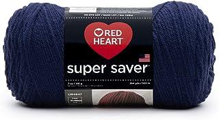 Red Heart Super Saver Yarn Soft Navy E300-387