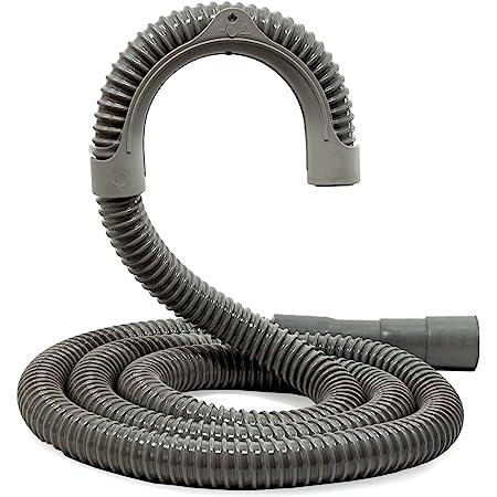 Universal Washing Machine Drain Hose - 8 Ft Discharge Hose - Flexible Corrugated Replacement or Installation by Kelaro