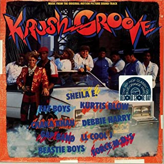 Krush Groove Soundtrack -RSD18