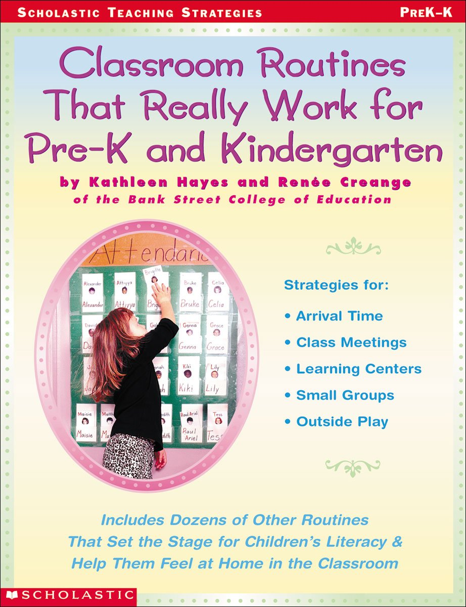 Classroom Routines That Really Work for Pre-K and Kindergarten