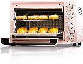 35L Mini four électrique multifonction 1600W 4 fonctions de cuisson 4 interrupteurs rotatifs, minuteur 60°, 70°-230°C, mod...