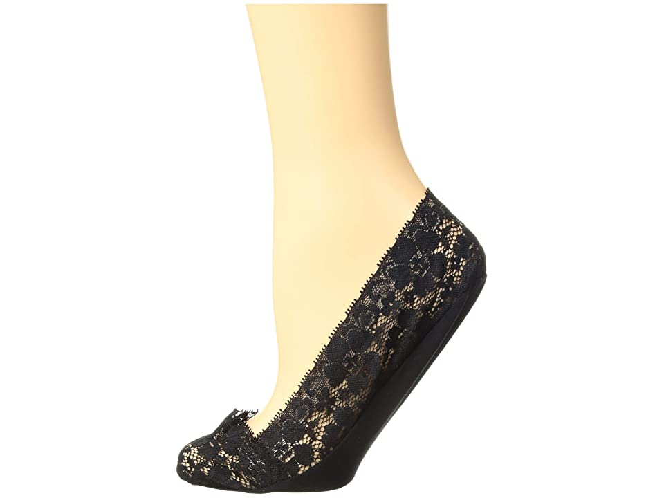 MAGIC Bodyfashion Happy Feet Famous Footies (Black) Women