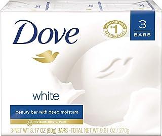 Dove Beauty Bar، White، 3.17 oz، 3 Bar