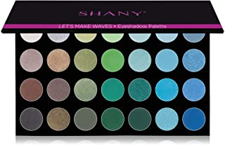 """SHANY Masterpiece 28 Colors Eye shadow Palette/Refill -""""LET'S MAKE WAVES"""""""