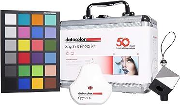 Datacolor SpyderX Photo Kit: Compact Tool Set for Precise Color Management