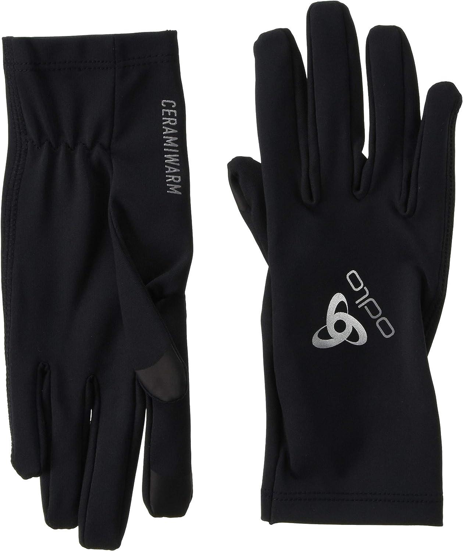 Odlo Ceramiwarm Light Handschuhe Gants pour Homme
