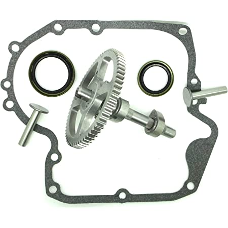 HuthBrother Camshaft Compatible with BS 790562 Camshaft Replaces for Model 699748 /& /& 690977 Valve Tappet /& 795387 Oil Seal