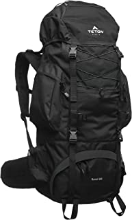Scout 65 Backpack (Black)