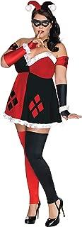 Plus Size Harley Quinn Costume