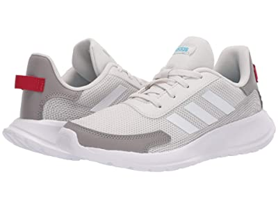 adidas Kids Tensaur Run (Little Kid/Big Kid) (Orbit Grey/White/Dove Grey) Boy
