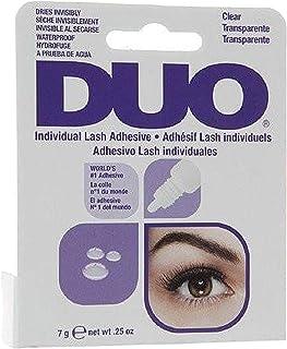 Duo Individual Eye Lash Glue Transparent