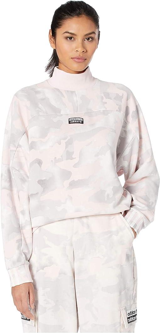 Chalk White/Light Granite/Grey/Desert Pink