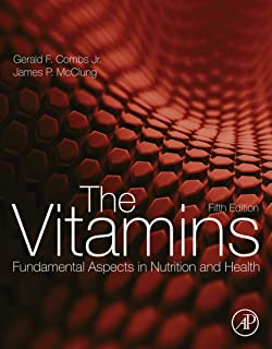 The Vitamins: Fundamental Aspects in Nutrition and Health