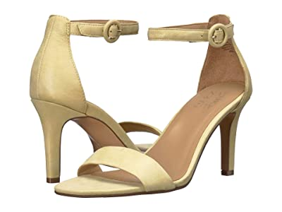 Naturalizer Kinsley (Flash Yellow Shimmer Leather) High Heels