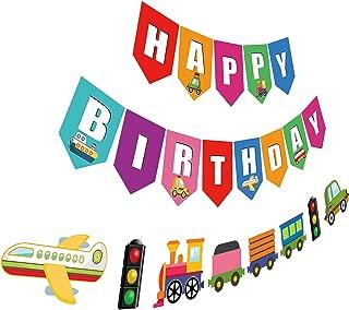 Best transportation birthday banner Reviews