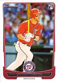 2012 bryce harper rookie card