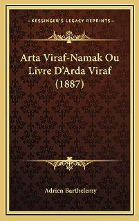 Arta Viraf-Namak Ou Livre D'Arda Viraf (1887)