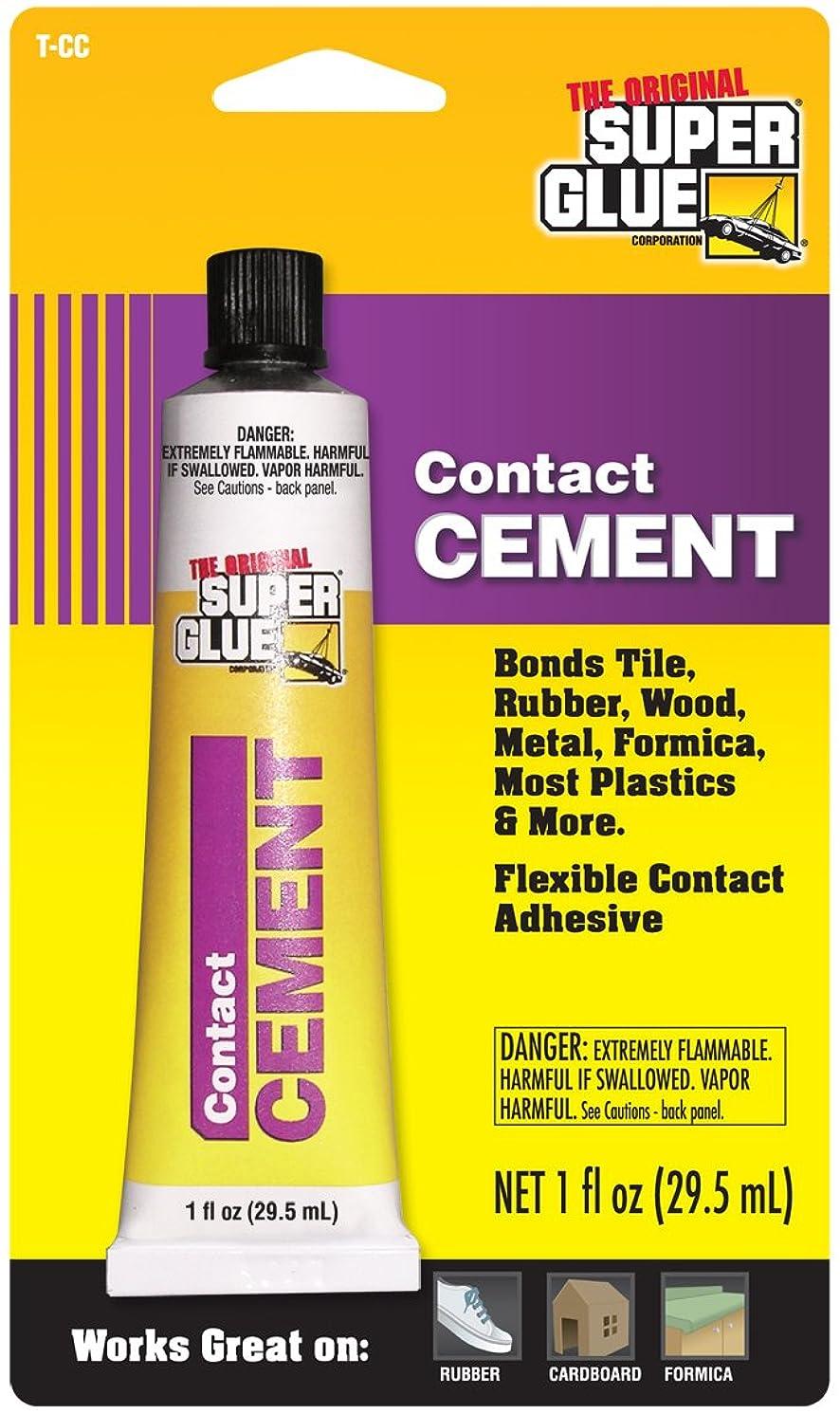 Super Glue Super Glue T-CC12 Contact Cement, 12-Pack(Pack of 12)