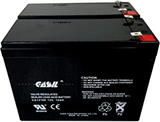 APC UPS Computer Backup Power (BX1300LCD Replacement) Battery 2 Pack