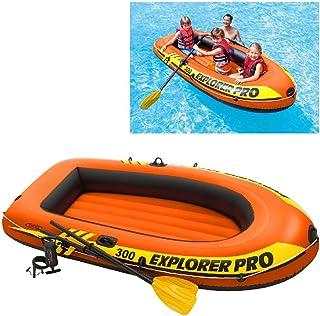comprar comparacion INTEX 58354NP - Barca hinchable explorer
