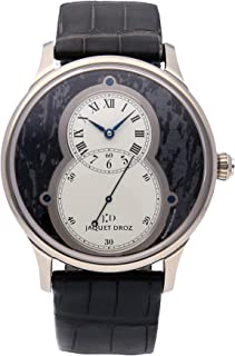 Jaquet Droz Grande Seconde Mechanical (Automatic) Black Dial Mens Watch J003034273 (Certified Pre-Owned)