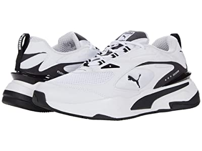 PUMA RS-Fast (Puma White/Puma Black) Shoes