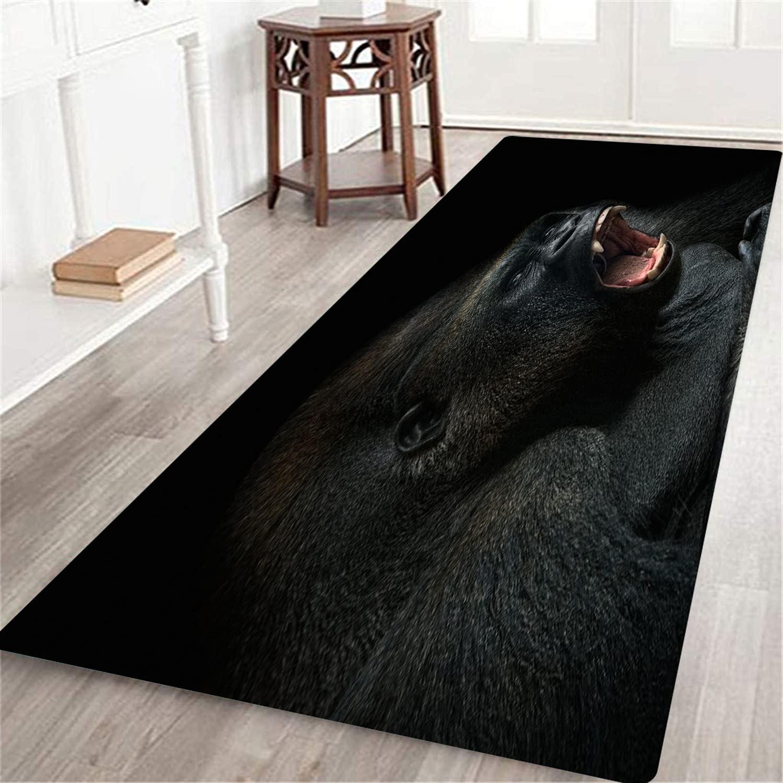 SUDISSKM mart Long Floor Mat Gorilla Carpet Hallway Sale special price Doormat Non-Slip