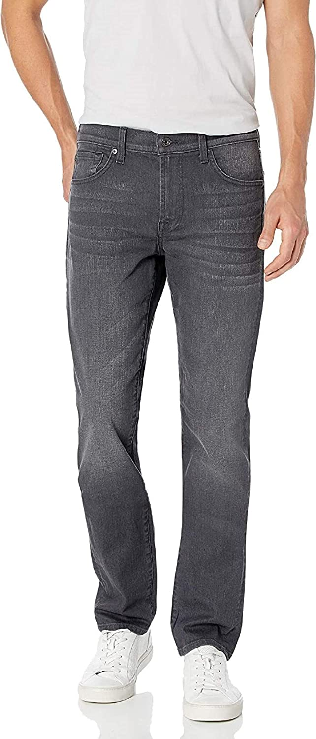 7 For Ranking TOP10 All Mankind Men's The Jean Max 63% OFF Grey in Portland Slimmy