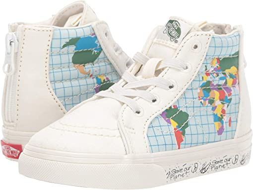 (Save Our Planet) Classic White/Multi