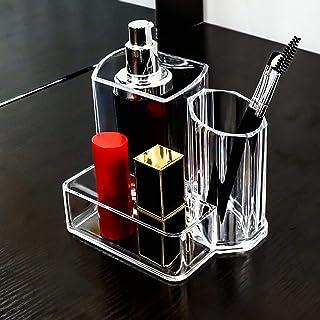 Makeup Box, Desktop Organizer Met Compartiment Cosmetische Storage Organizer, Gebruikt in Nagellak, Sieradenaccessoires en...