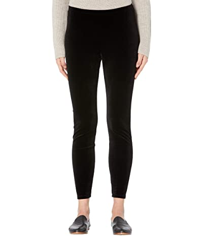 Eileen Fisher Ankle Leggings (Black) Women