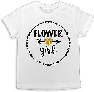 Flower Girl Shirt Flower Girl Gift Flower Girl Tee Flower Girl Top