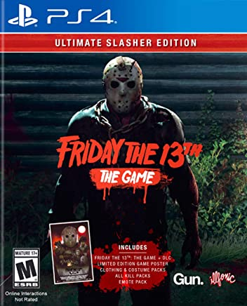 Friday the 13th: The Game - Ultimate Slasher Edition  for PlayStation 4